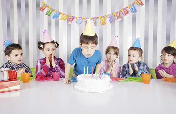 Детские конкурсы на день рождения дома