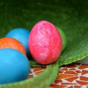 яйца, корзина