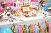 Ребенку годик: организовываем кэнди бар на День Рождения