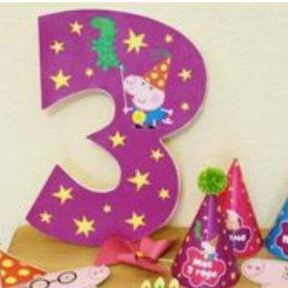 Готовимся отмечать День рождения ребенка 3 года