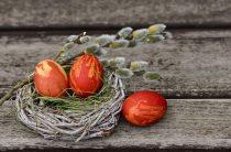 Натуральные домашние красители для яиц