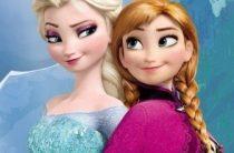 День рождения маленькой принцессы в стиле Холодное сердце