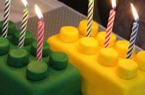 День рождения мальчика в стиле лего: оформление, игры