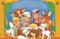 История светлого праздника Рождества для детей